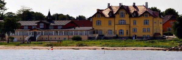 Badehotel Haderslev, Årøsund badehotel