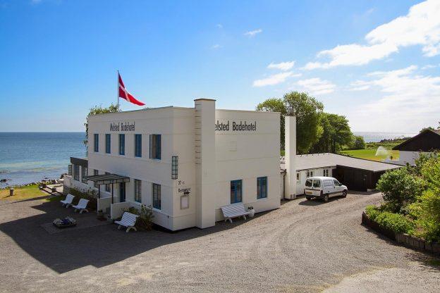 Melsted Badehotel Gudhjem Bornholm