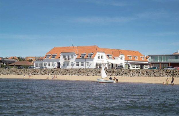 Hjerting Badehotel Esbjerg Vesterhavet
