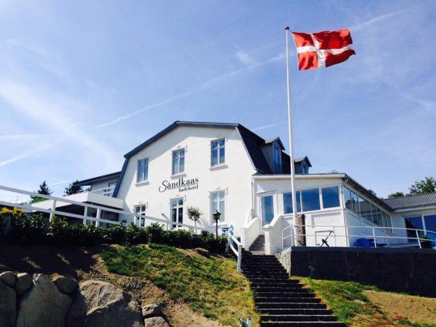 Sandkaas Badehotel, Allinge Bornholm